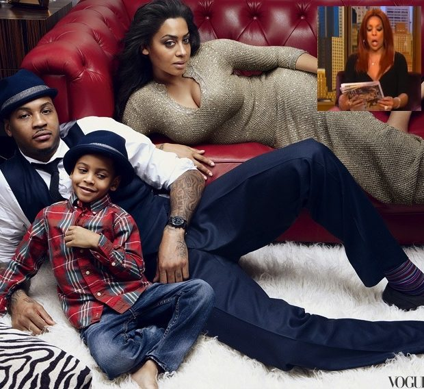 Lala Not Divorcing Carmelo Anthony + Wendy Williams Dishes Advice to the Basketball Wife