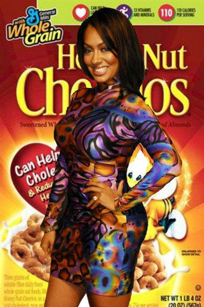 Lala Anthony Breaks 'Honey Nut Cheerio' Rumor Silence on Twitter