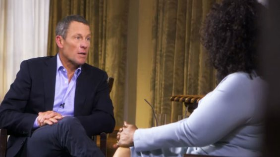Lance Armstrong Movie In the Works + Oprah's Interview Draws 4.3 Million