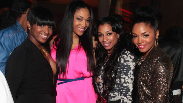 LHHA's Mimi Faust & Ariane Davis Throw Joint B-Day Party x Rasheeda, Kenny Burns & Friends Spotted