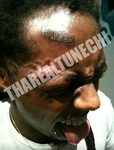 lil-wayne-baked-tattoo-forehead-the jasmine brand