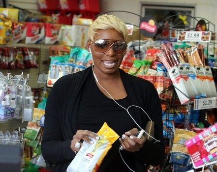 Amber Rose's Preggo in Pink, Nene Leakes Shops for Snacks + More Celebrity Stalking