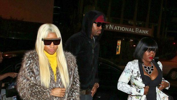 Kandi Goes Dominatrix, Nicki Minaj Dines + Miss Mykie Shows AKA Love