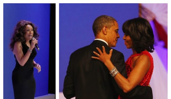 [Video] Jennifer Hudson Serenades the Obamas With Al Green