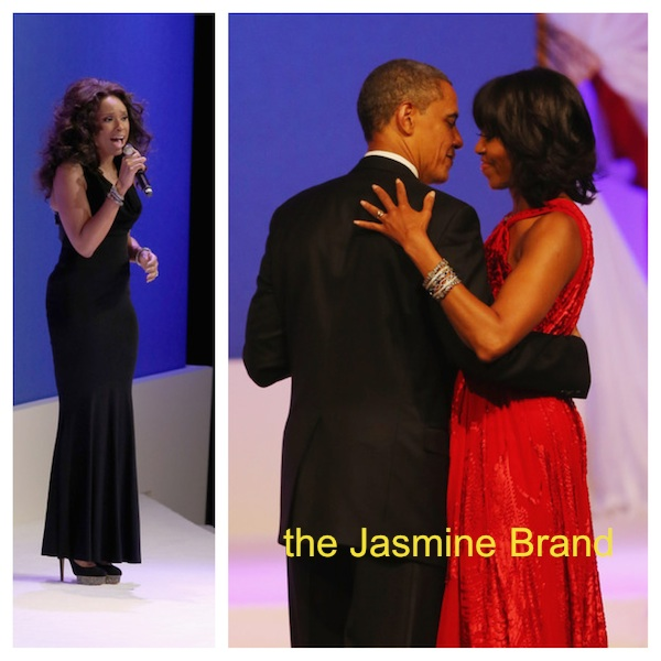 [Video] Jennifer Hudson Serenades the Obamas With Al Green