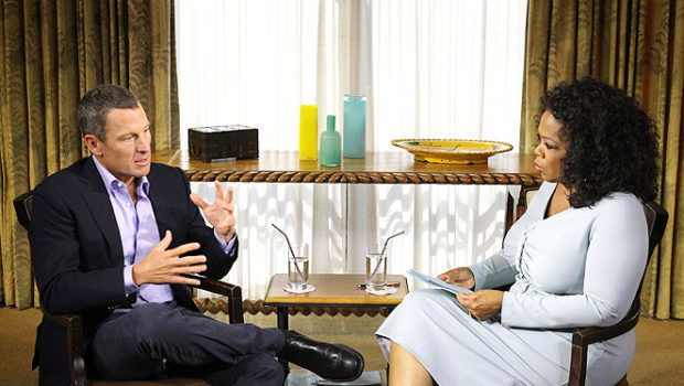 "Oprah Set To Make Cake From Lance Armstrong TV Ads + Numbers In for ""Real Husbands Of Hollywood"""