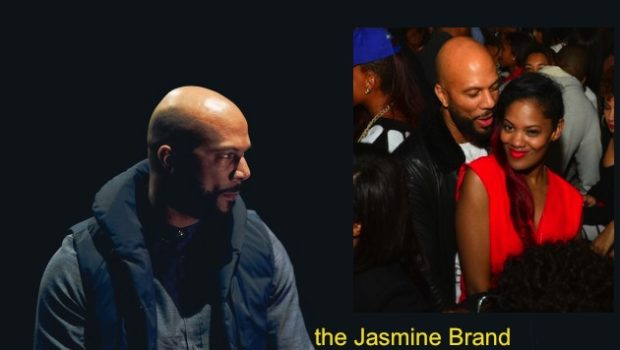 Common Says He's Single, Explains Why He Was Cup Cakin' With Video Director