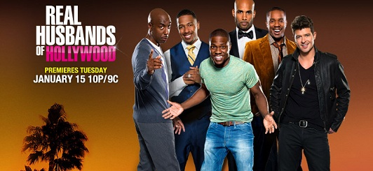 [WATCH] BET's 'Real Husbands of Hollywood', Episode 2