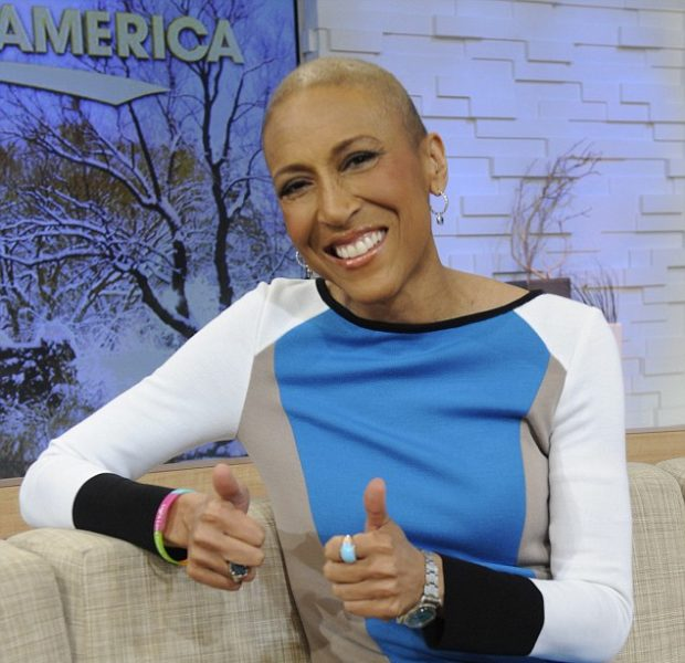 Robin Roberts Back! + Kimora's Promotes New Show + Diddy Parties in West Hollywood