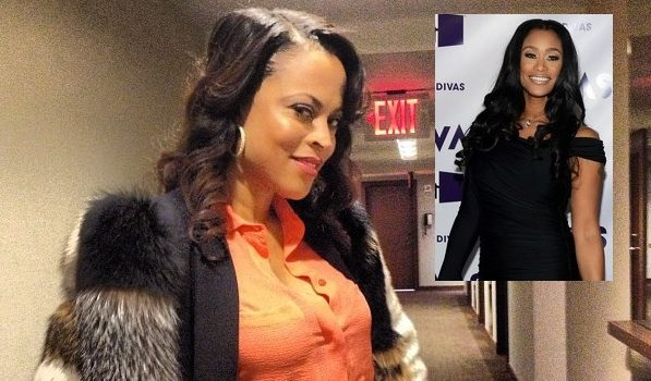 Tension Brewing Between Basketball Wives' Shaunie ONeal & Tami Roman