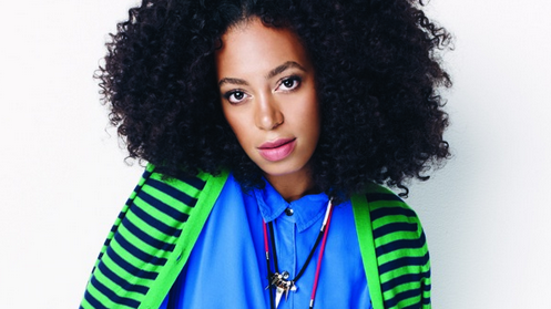 Solange Criticizes Music Blogs, Defends Brandy's Album