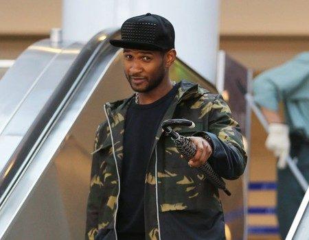 Spotted. Stalked. Scene. Keri Hilson & Usher Jet-Set + Sarah Jessica Parker, A$AP Rocky + More