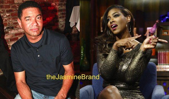 Walter Jackson Threatens to Expose RHOA's Kenya Moore to Andy Cohen