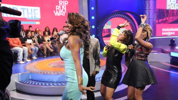 Teyana Taylor, Kenya Moore Hit BET + Trinidad James, Jaden Smith to Perform at 'RIP the Runway'