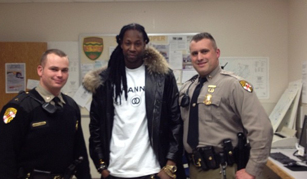 2 Chainz Arrested For Weed Grinder in UMES + Hair Weave Killer Calls Police Out on Twitter