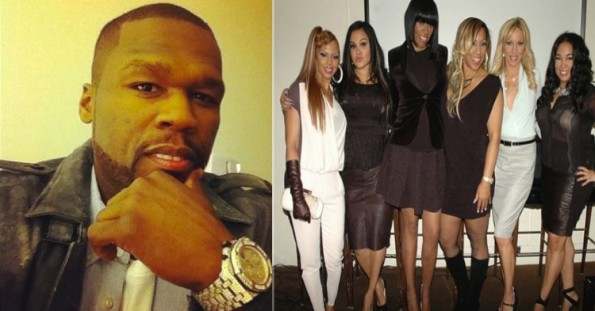 50 Cent Says He Is Responsible for 'Starter Wives