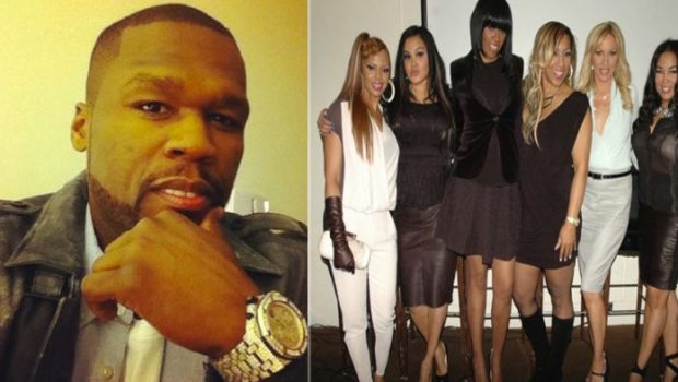 50 Cent Says He Is Responsible for 'Starter Wives' Cancelation: 'The Show Was Trash'