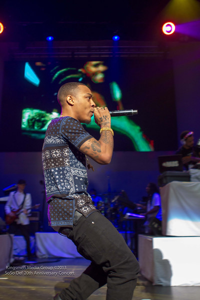 Bow Wow stage-so so def 20th anniversary concert-the jasmine brand