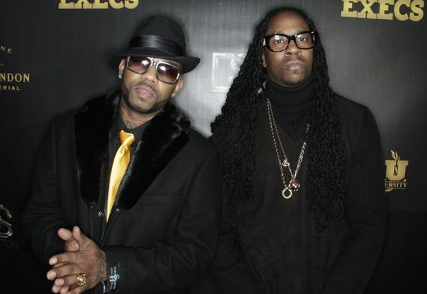 [Photos] 2 Chainz Celebrates Grammy Nom With Kandi, Wale & ATL Celebs