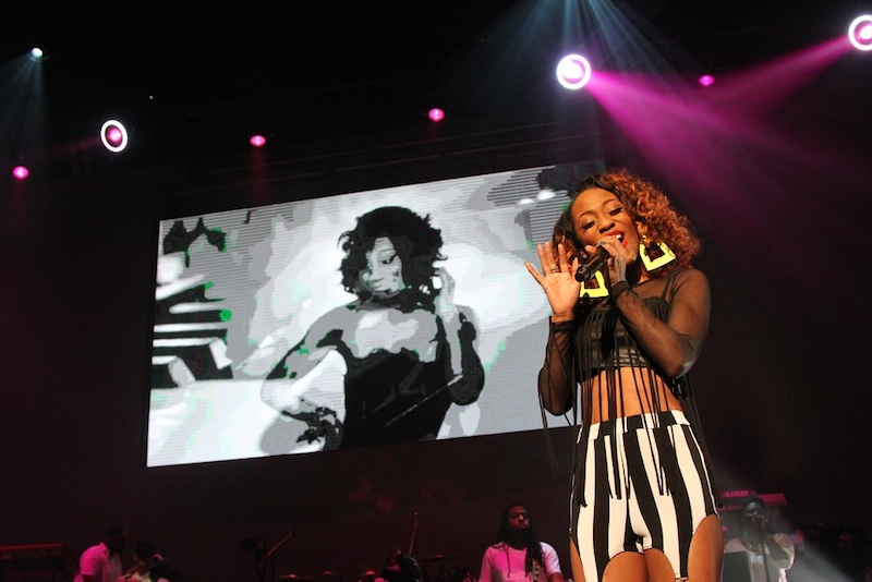 Dondria-so so def 20th anniversary concert-the jasmine brand