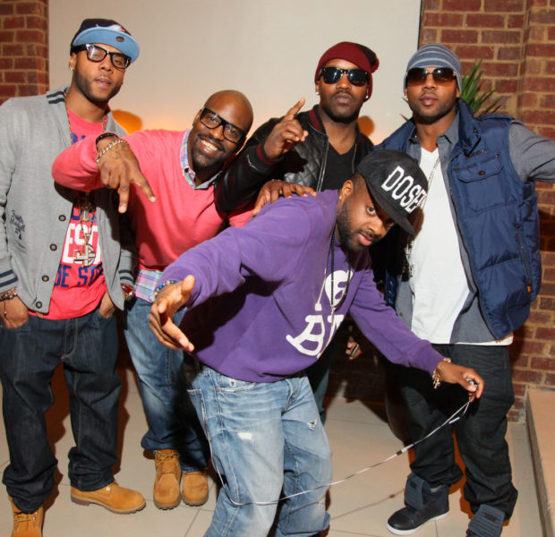 [Photos] Jermaine Dupri Throws ATL Feast For Bow Wow, Da Brat & So So Def Family