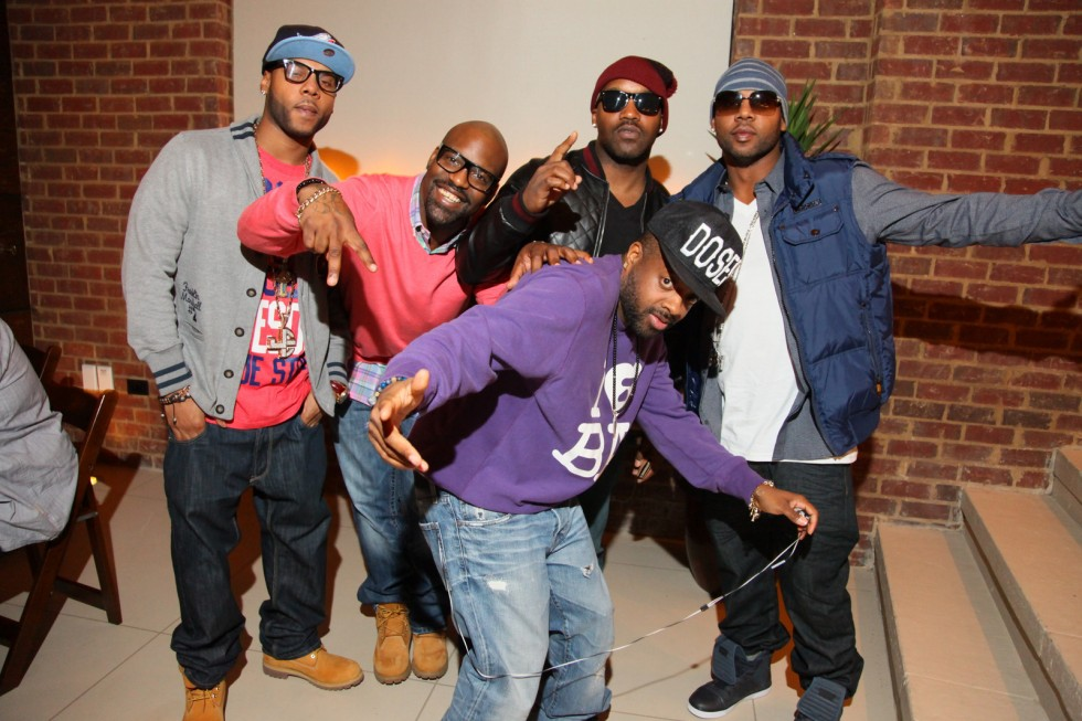 JD and Jagged Edge-so so def dinner-the jasmine brand