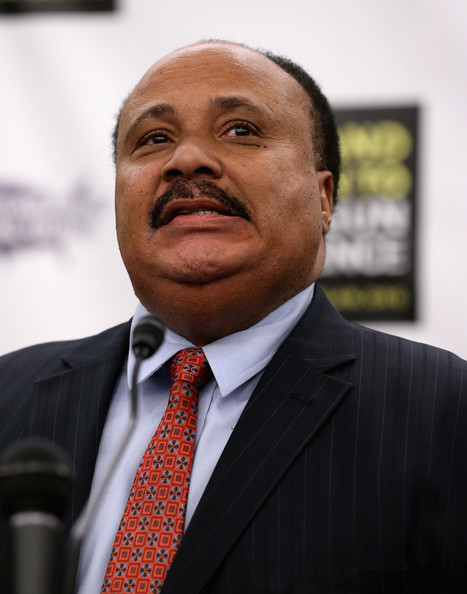 Martin Luther King III Attempts To Pause Execution Of Man Convicted In Killing Of 3 Police Officers: He Is Very Likely Innocent