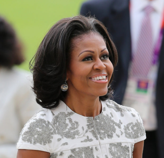Ear Hustlin': Is First Lady Michelle Obama Covering Vogue?
