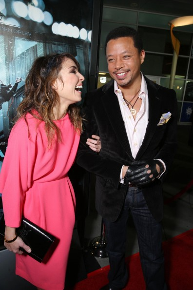 Noomi Repace, Terrence Howard