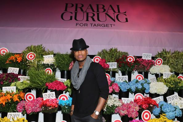Prabal+Gurung+Target+Launch+Event+neyo- the- jasmine-brand
