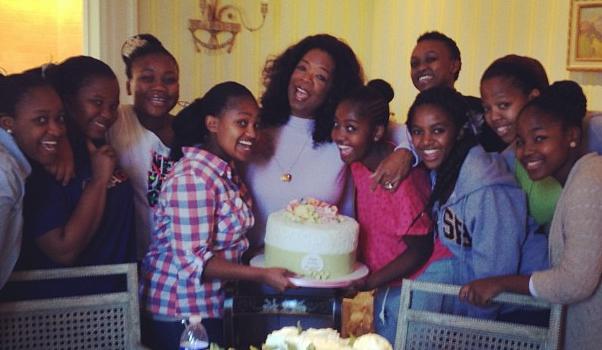 Former Oprah OWN Employee Files Sex Discrimination Lawsuit