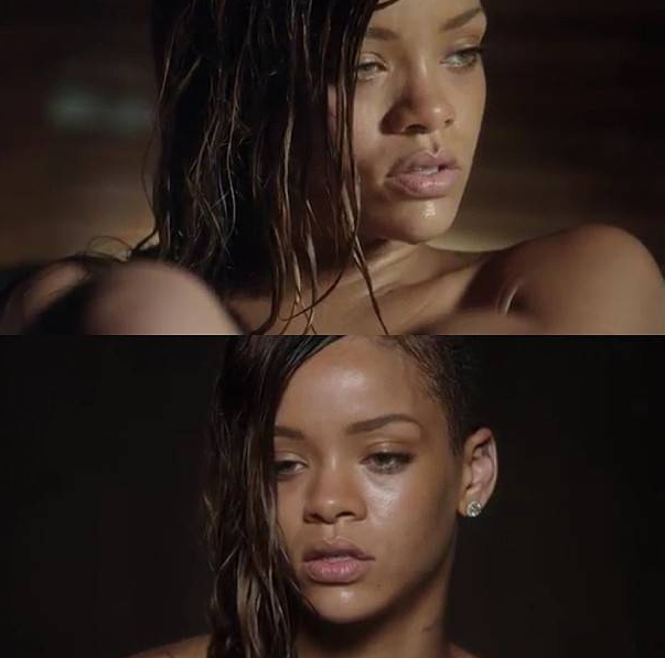 [WATCH] Rihanna Shows Sad, Vulnerable Side In New 'Stay' Video