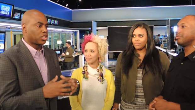 [Video] the Jasmine Brand Visits omgInsider x Kevin Frazier, Nina Parker & Calrton Jordan