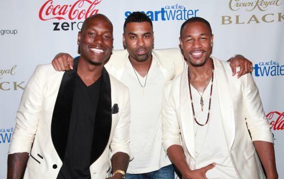 Ginuwine Calls Tyrese 'Wack' After TGT Split Announced
