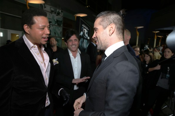 Terrence Howard, Colin Farrell
