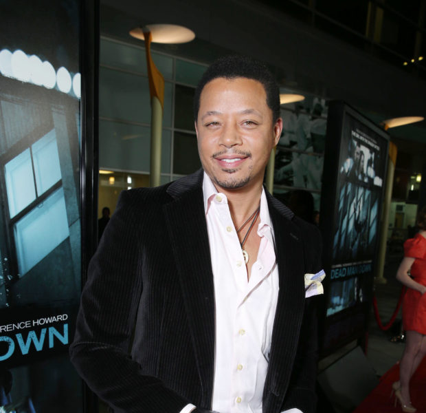 Terrance Howard Wants To Get Oprah Drunk & Kiss Her + 'Dead Man Down' Movie Premiere Pix