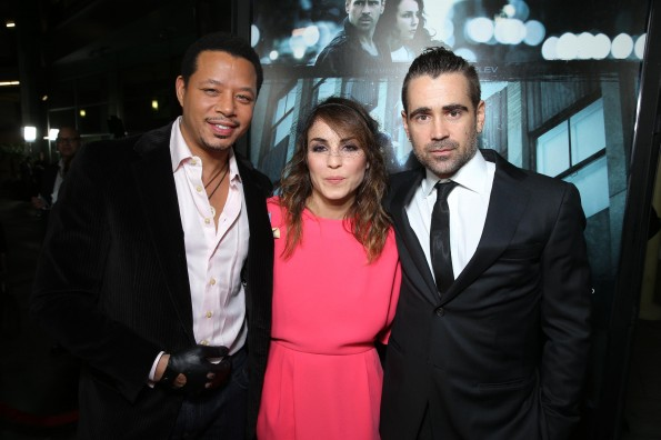 Terrence Howard, Noomi Repace, Colin Farrell