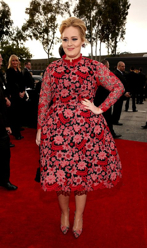 adele-55th grammy awards 2013-the jasmine brand