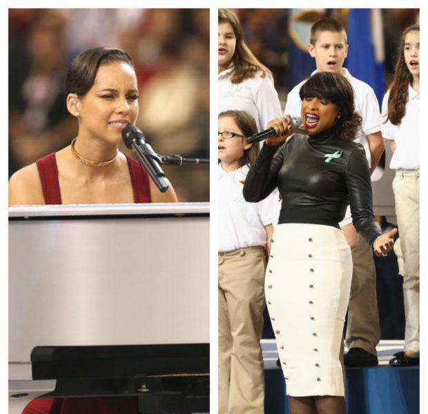 [WATCH] Alicia Keys & Jennifer Hudson's Super Bowl Performances