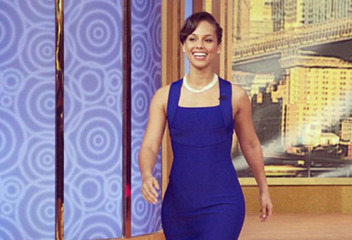 [Video] Alicia Keys Says She & Swizz Beatz Met As Teenagers + Watch Her 'New Day' Performance