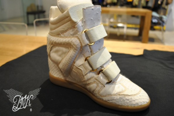beyonce-king bey isabel marant sneaker wedge-the jasmine brand