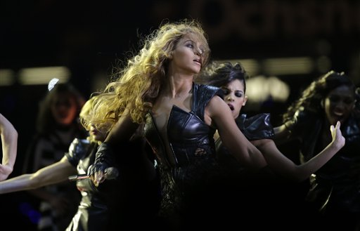 [WATCH] Beyonce's Super Bowl Half-Time Show