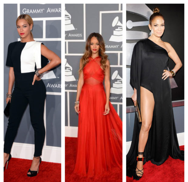 The Good, Bad & Fashion Struggle … Red Carpet Photos x 55th Annual GRAMMYs