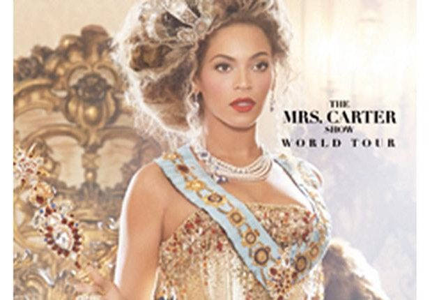 Married to Royalty: Beyonce Drops Her Maiden Name for 'The Mrs. Carter Show'