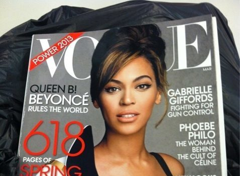 Beyonce Takes Another Cover, Alica Keys Has Lunch w/ Egypt + Rapper Eve Hits NYC