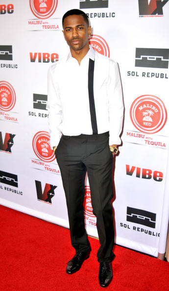 big sean-vibe magazine 20th inaugural impact awards honoring mary j blige 2013-the jasmine brand