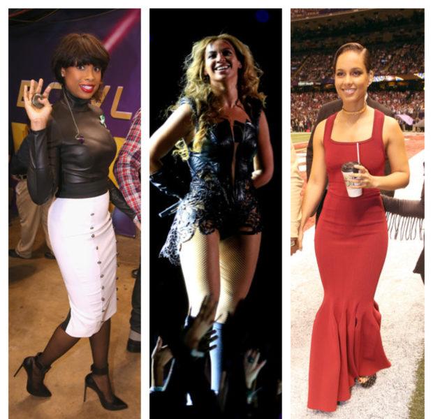 Black Girls Rock! Making Superbowl History + A Fashion Break-Down of Their NFL Runway Looks
