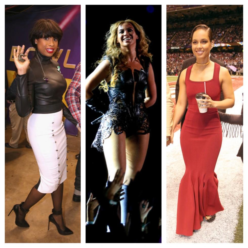 California Black Girl Fashion: Black Girls Rock! Making Superbowl History + A Fashion