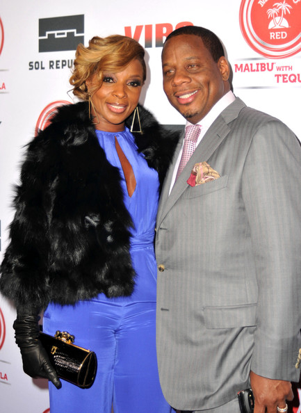 Mary J. Blige Speaks Out, Confirms Divorce: Sometimes things don't work.
