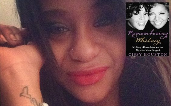 Bobbi Kristina Calls Cissy Houston's Book About Her Mother 'Disrespectful'
